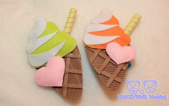 冰淇淋麥克風牌