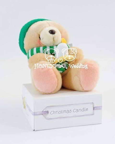 4.5吋綠圍巾熊 $580.jpg