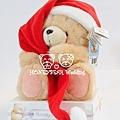 8吋過大帽子聖誕熊 $1350 熱烈搶購一空