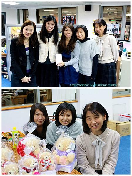 哈妮熊幸福工坊團隊