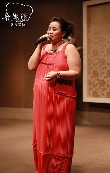 茉莉公主的姊姊用溫暖的歌聲獻上最溫暖的祝福