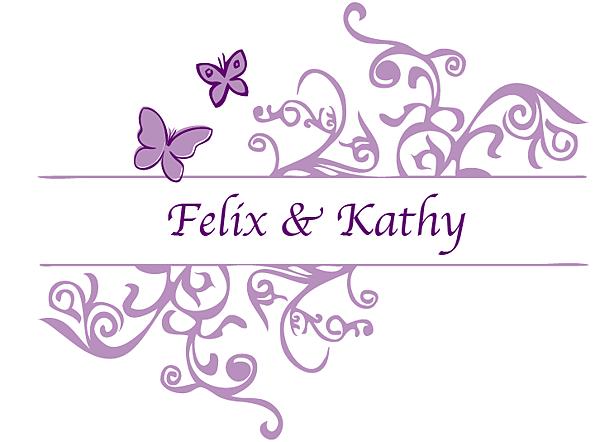 紫蝶logo