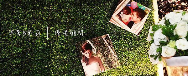 <婚禮顧問>洋蔥王子&茉莉公主的白綠王國