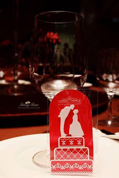 精緻實用的水果叉是忠德&亦均為賓客挑選的婚禮小物 --Swing舞動人生