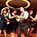 賓客盡情跳舞 --Swing舞動人生
