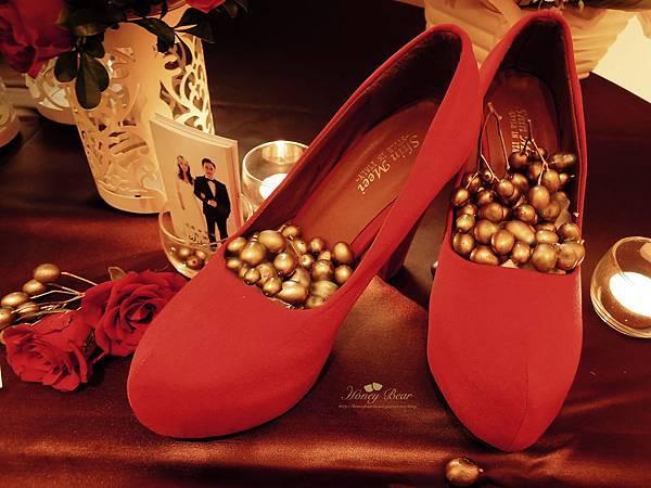 紅色舞鞋非常搶戲 --Swing舞動人生