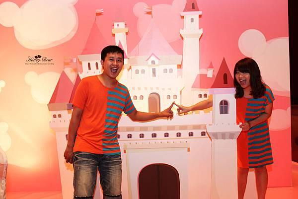 哈妮熊幸福城堡