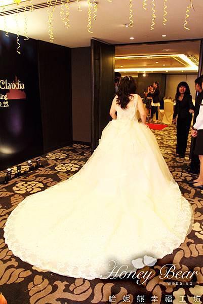 幸福的新娘 -- 吳影莊園