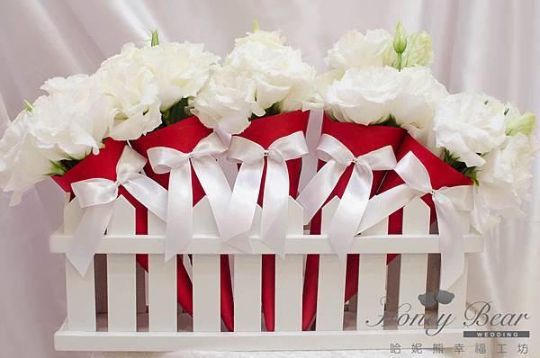 幸福甜筒花