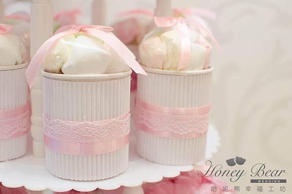 公主系列杯子棉花糖