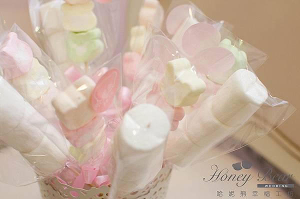 熊熊棉花糖&純純的愛棉花糖