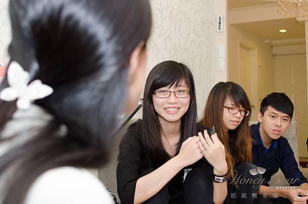 哈妮熊微婚禮夏令營-4889