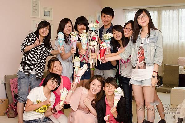 哈妮熊微婚禮夏令營-5492