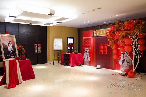 哈妮熊中國風主題婚禮@國賓國際廳-2247.jpg