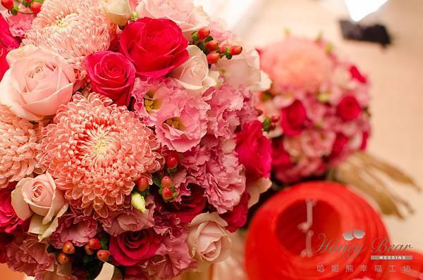 哈妮熊蘇州粉橘色現代中國風主題婚禮@國賓國際廳-5591.jpg