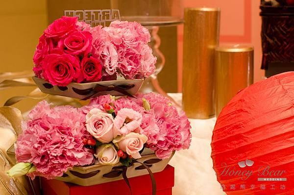 哈妮熊蘇州粉橘色現代中國風主題婚禮@國賓國際廳-5597.jpg