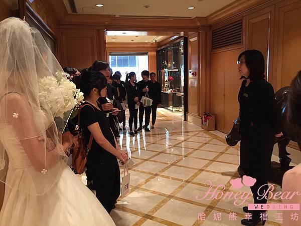 台北國賓大飯店參訪
