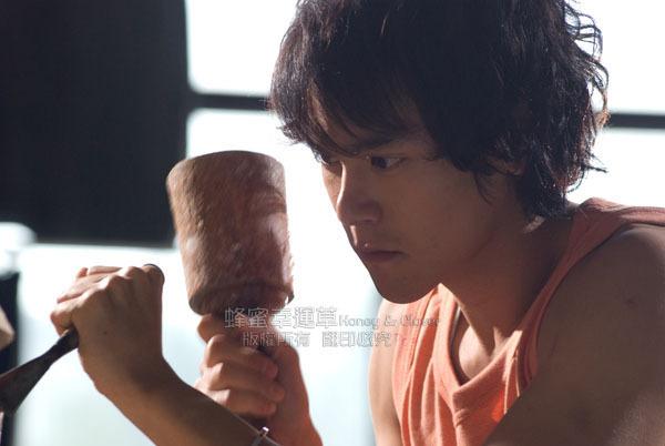 森田:『我想~認真的男人最帥氣!!』