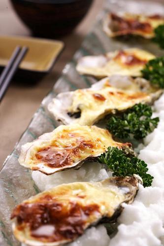 手工竹根雞肉鍋s奶油波菜焗生蠔13.jpg