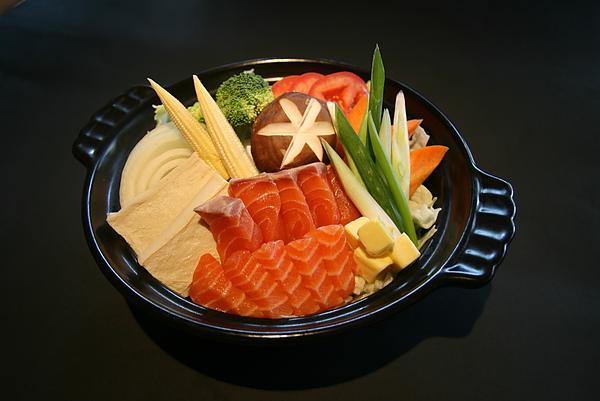 鮭魚石狩鍋2