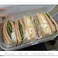 午餐的山明治