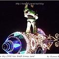 Disney Land 夜間遊行-夢之光
