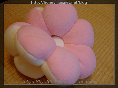 甜甜圈座墊