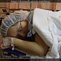 進手術室前