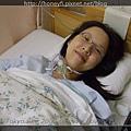 麻醉未退的媽媽