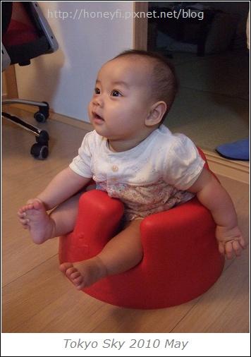 橡膠嬰兒椅