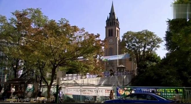明洞聖堂1