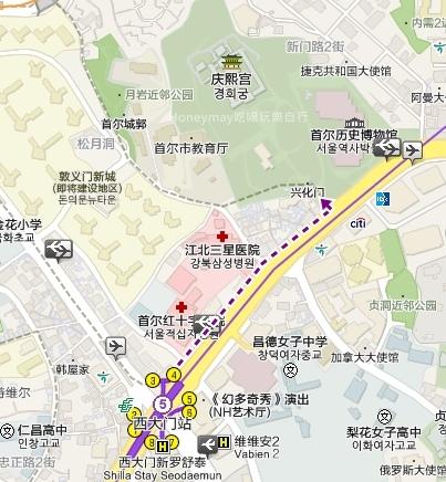 西大門慶熙宮