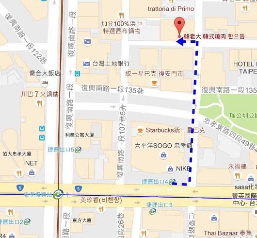 韓老大MAP