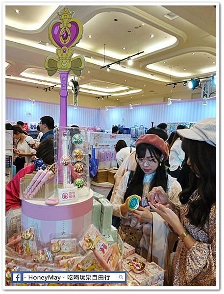 DSC_2109台北美少女戰士快閃店.JPG
