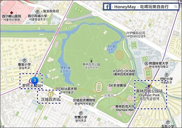 山坪海MAP2