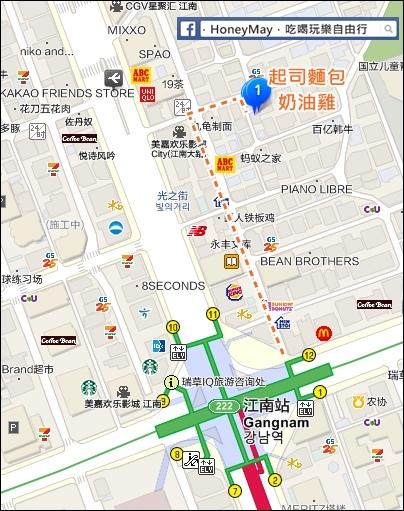 奶油雞MAP2