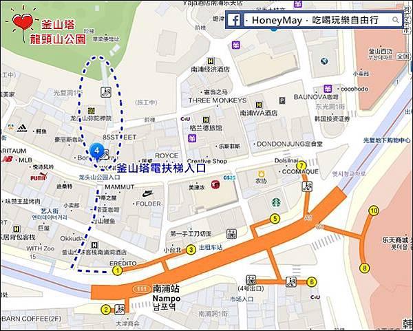 @20190525 釜山塔map