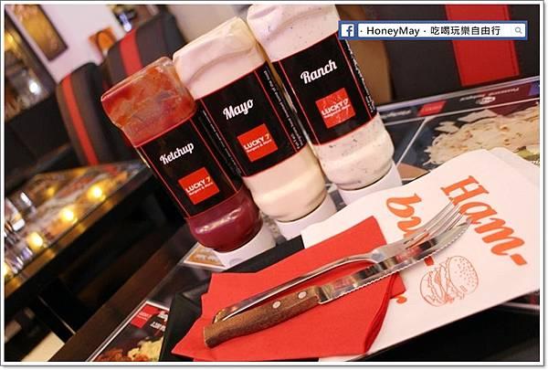 IMG_0559Lucky7 漢堡.JPG