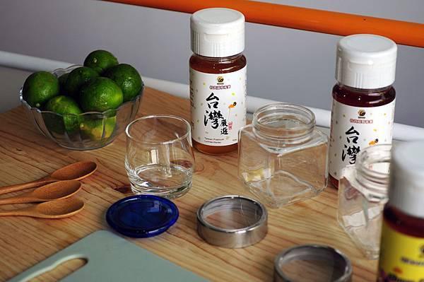 蜂蜜檸檬調製-事前準備2