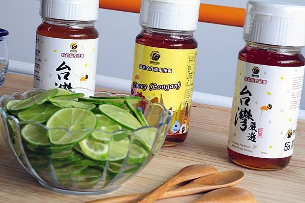 蜂蜜檸檬調製-檸檬切片3