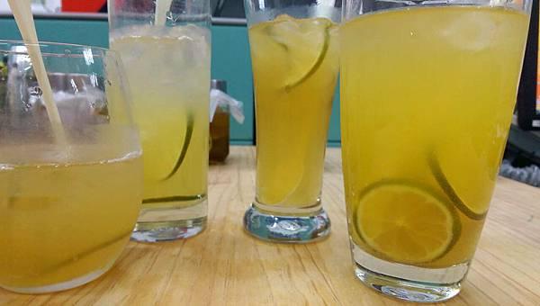 蜂蜜檸檬調製-3天後成品4