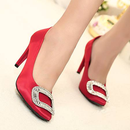 Belle De Nuit Red Silks Satins Crystal Pumps.jpg