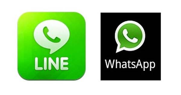 line-whatsapp