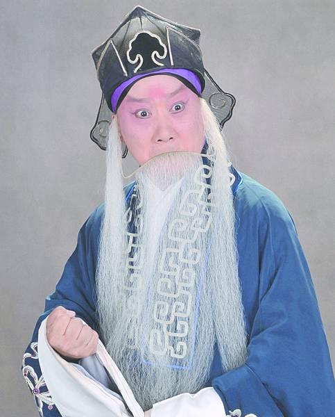 1.《趙氏孤兒》朱強飾程嬰