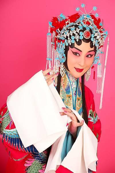 《鎖麟囊》呂洋飾薛湘靈