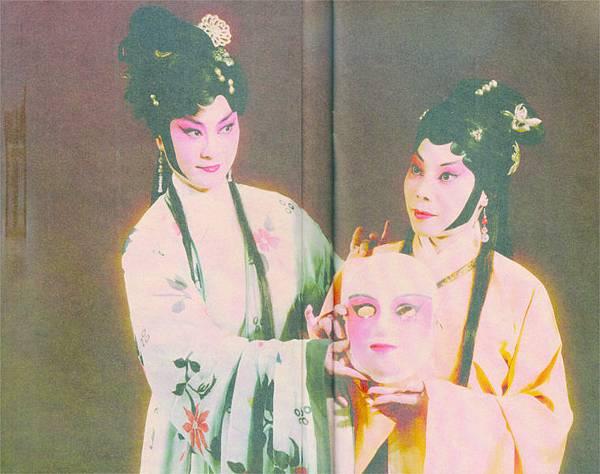 5_(左起)朱民玲飾珠簾秀、余大莉飾賽簾秀