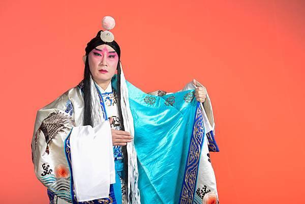 《羅成托兆》是小生一行高難度的唱工戲,嗩吶二黃唱腔沉鬱跌宕,由小生汪勝光主演。