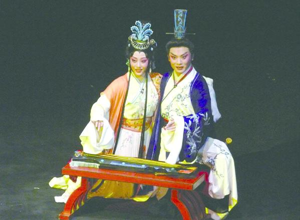 10(左起)王銘飾董祀、萬曉慧飾蔡文姬.JPG