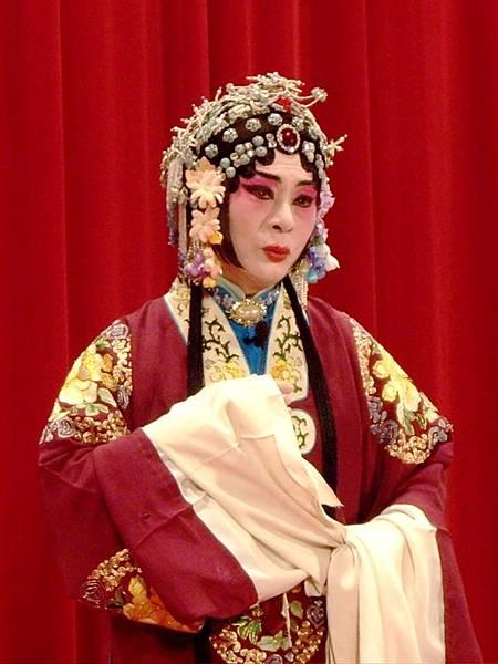 2《穆桂英掛帥》劇照,孫元木飾穆桂英.JPG