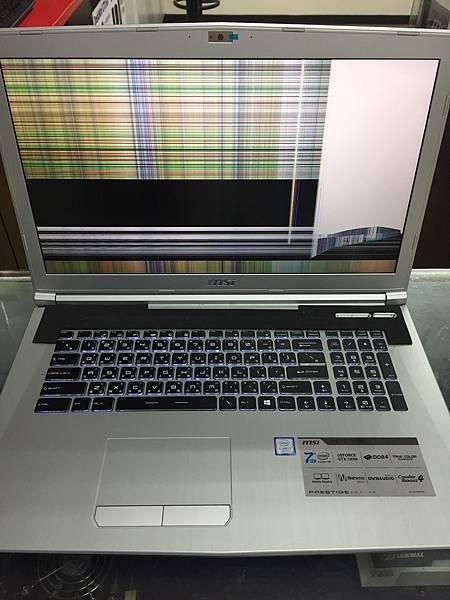 MSI PE72 7RD 更換螢幕-前.jpg